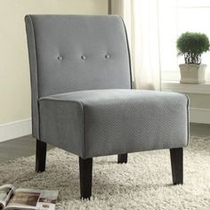 Linon Coco Accent Chair $169.99