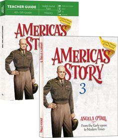 America's Story Vol. 3 Set