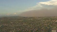 https://www.facebook.com/hashtag/haboob?source=whrt#  Haboob: Large Dust Storm Moves Through Phoenix Metro Area