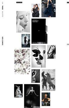 Cushnie et Ochs by Hugo & Marie, via Behance
