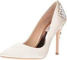 online shopping for Badgley Mischka Women's Gorgeous Dress Pump from top store. See new offer for Badgley Mischka Women's Gorgeous Dress Pump Bride Shoes, Wedding Shoes, Royal Blue Shoes, Stiletto Heels, High Heels, Blue Heels, Badgley Mischka Bridal, Plastic Heels, Beautiful Shoes