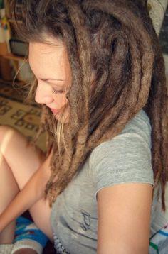 natural looking dreadlocks Dreadlocks, Sisterlocks, Braids, and More @dreadlstop :: Love Your Locs at DreadStop.Com +dreadstop