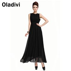 Find More Information about Backless Bohemian Maxi Long Sexy Open Back Vest Chiffon Dresses Plus Size XXL 2015 Spring Summer Fashion New Women's Clothing,High Quality long chiffon dress,China chiffon dresses Suppliers, Cheap long black chiffon dresses from Oladivi Group - Minabell Fashion Store on Aliexpress.com