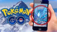 Pokémon legendarios y un nuevo tráiler para Pokémon GO