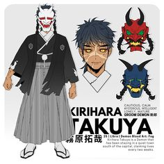 Oc Manga, Anime Oc, Anime Guys, Game Concept Art, Character Concept, Character Art, Naruto Oc Characters, Hero Academia Characters, Demon Slayer