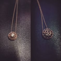 New vintage line I will be using only GIA stones this particular one is a H color Vs1 1.01ct placed In a rose gold 14kt pendant  Available in all colors of gold  And in platinum. #rosegold #pendant  #14k #1ct  #diamond  #vintage  #pendant #gia #cs