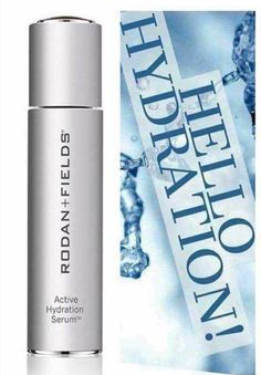 It's coming very soon!  Our new product...Active Hydration Serum.  It creates a reservoir of moisture on your face that lasts ALL DAY!  Keep watching my posts for the launch date and let me know if you want on my initial order list.  Beauty editors already have sampled the product and it is getting rave reviews! @shrptsn