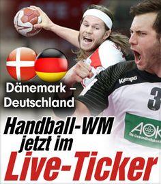 Welch ein Kampf! Deutschlands Handball-Nationalmannschaft bleibt bei der WM in Katar ungeschlagen! Gegen Topfavorit Dänemark schafft die DHB-Auswahl ein starkes Remis - und führt weiterhin die Gruppe D an. Alle Infos zum Spiel in Doha. WhoPrayed;-D+Hello!!! #GER should be HAPPY to be draw with #DEN+not lost+in fact difficult to win,since #DEN always kind to me http://www.focus.de/sport/mehrsport/handball-wm-im-live-ticker-zdf-sagt-moegliche-live-bilder-von-der-handball-wm-ab_id_4417446.html