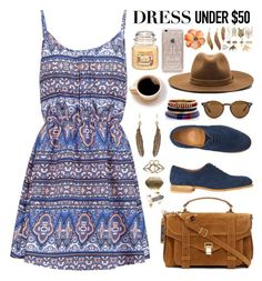 """Dress Under $50 Vol 2"" by nvoyce ❤ liked on Polyvore"