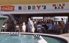 Noddy's in the 80s Durban beach front