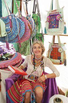 World Family Ibiza - Photographer Monica Gumm Happy Places Weltfamilie Ibiza - Fotografin Monica Gum Gypsy Style, Boho Gypsy, Hippie Style, Bohemian Bag, Boho Style, Hippie Bags, Boho Bags, Crochet Handbags, Crochet Bags