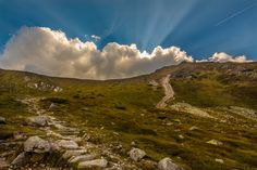 Photo was taken in High Tatras mountains on Polish side on the way up to  Kasprowy Wierch (peak) ,Poland.