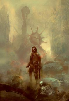 Escape from New York by Christopher Shy