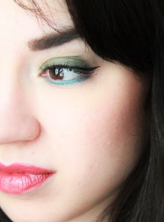 Makeup with Mac Cosmetics products
