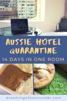 A returning resident's experience of hotel quarantine Australia, a compulsory government scheme in 2020. Find out the cost, food standards, how long quarantine is and what to expect, as well as what it was like to spend a birthday in solo quarantine at Sydney Harbour Marriott hotel! #australia #travel #quarantine Moving To Australia, Australia Travel, Government Website, Australian Photography, Travel Bottles, Hotel S, Traveling By Yourself, Travel Tips