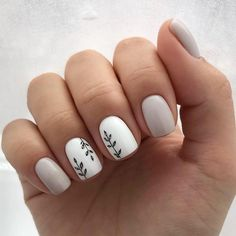 Top Easy Nail Designs For Short Nails purple Acrylic short square nails design for summer nails, french Simple Acrylic Nails, Best Acrylic Nails, Simple Nails, Short Nail Designs, Acrylic Nail Designs, Cute Simple Nail Designs, Swag Nails, My Nails, Heart Nails