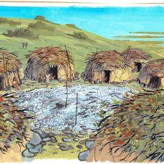 Mesolithic Quiberon, France