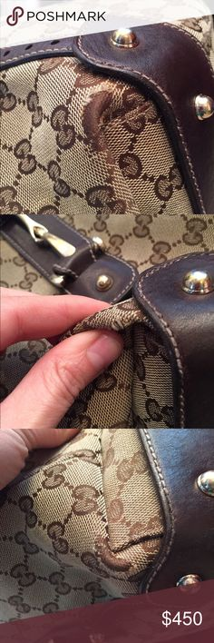 Additional pics of corners of Gucci All four corners of Gucci purse Bags Shoulder Bags