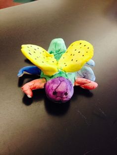 Another insect Crayola Model Magic clay