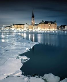 Frozen Stockholm ❄️ by Visit Sweden, Stockholm, Robin, To Go, Places, Bucket, Travel, Instagram, Lugares