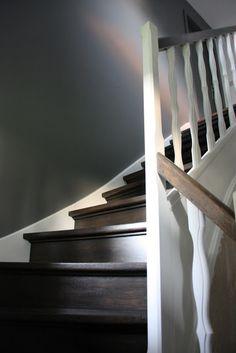 146 meilleures images du tableau cage d\'escalier | Stairs, Home ...