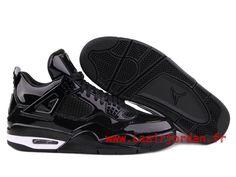 62512cf67dde Air Jordan 11LAB4 Chaussures Officiel Jordan 2015 pour Homme Black Patent  719864-010