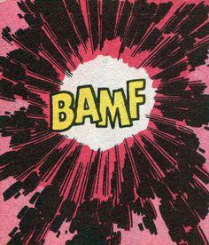 BAMF - Art by John Byrne (1979)