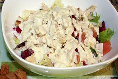 Receta de ensalada Cesar, Presentacion Cabbage, Vegetables, Food, Rotisserie Chicken, Entrees, Diets, Essen, Cabbages, Vegetable Recipes