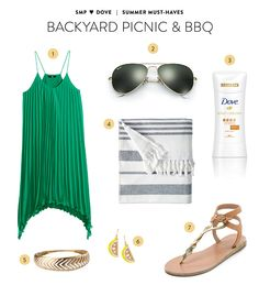 Read More: http://www.stylemepretty.com/2014/05/15/summer-fashion-must-haves-with-dove/