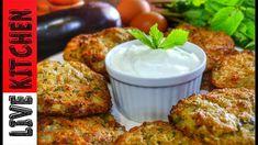 """Μελιτζανοκεφτέδες φούρνου """"Tύφλα να έχει το κρέας"""" - The best Eggplant P..."""