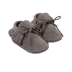 Baby Moccasins for the born adventurer