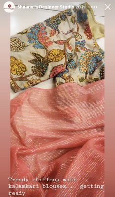 All Details You Need to Know About Home Decoration - Modern Saree Blouse Neck Designs, Fancy Blouse Designs, Bridal Blouse Designs, Stylish Blouse Design, Indian Designer Outfits, Indian Designers, Designer Blouse Patterns, Indian Weddings, Indiana