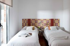 Eric Vökel Madrid Suites. Apartments. HOLASPAIN.nl: de leukste en mooiste adressen voor je vakantie op een rij! #Spanje #Spain #traveltips #wanderlust #HolaSpain