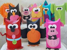Animal Crafts For Kids, Easy Crafts For Kids, Creative Crafts, Diy For Kids, Fun Crafts, Arts And Crafts, Creative Play, Crafts Cheap, Bear Crafts