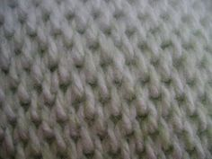 Crochet - Afghan or Tunisian Crochet Waffle Stitch - YouTube
