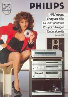 milestrumpet1:Philips Compact Disc (1983)