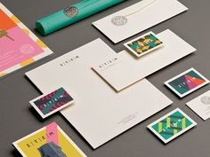 ITEM | Branding on Behance
