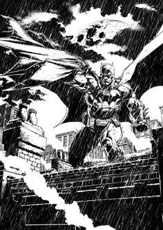 Detective Comics #1 - Batman by Jason Fabok *