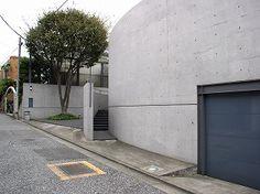 城戸崎邸-安藤忠雄 Kidosaki House-Tadao Ando