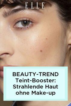 Perfekte Haut ohne Make-up? Teint-Booster sind der neue Beauty-Trend für natürliche, schöne und reine Haut. Auf Elle.de den Teint-Booster shoppen!