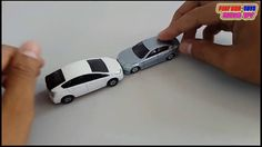 Toyota Prius Vs Skyline | Tomica Toys Cars For Children | Kid's Toys Videos HD Collection