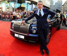 Black Adder/ Mr. Bean...Love this guy!