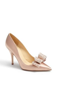 Glitter + Bow + Kate Spade = Must have!