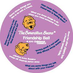 Berenstain Bears Friendship Ball $22.95