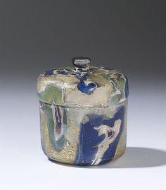 Roman - Pyxis - Walters 4776 - View A - Roman glass - Wikipedia, the free encyclopedia