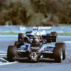 """Stefan Bellof - Maurer MM83 BMW/Heidegger - Maurer Motorsport - XXVII B.A.R.C. """"200"""" 1983 - XI Jochen Rindt Trophy"""