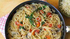 Esta Pasta con Vegetales a la Sartén pertenece a esa nueva tendencia de recetas tan populares hoy en día. Mezclar todos los ingredientes en un…