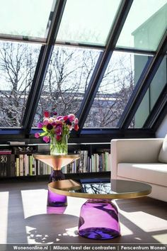 Opvallende noviteiten van de Milaan Designweek #interieur #wonen #design    http://www.wonenonline.nl/interieur/12/milaan-designweek.html