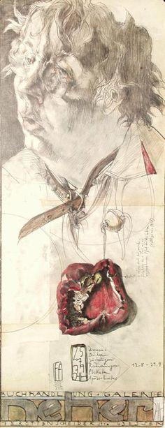 Хорст Янссен ( Horst Janssen (1929 - 1995) был одним из самых значительных рисовальщиков и граверов Германии послевоенного периода. В 1958 году в Ганновере состоялась его…