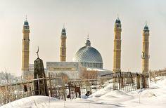 Süleyman Dağı Camii ve Dağı